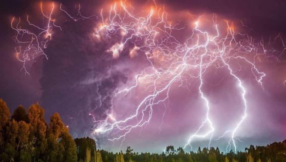 настройка на энергию Молнии