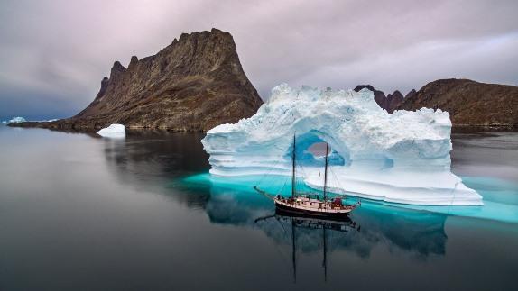настройка на энергию Айсберга