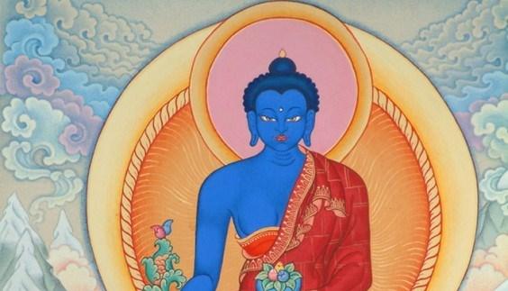 настройка на энергию Будда Медицины