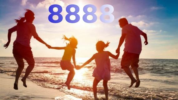 настройка на энергию числа 8888