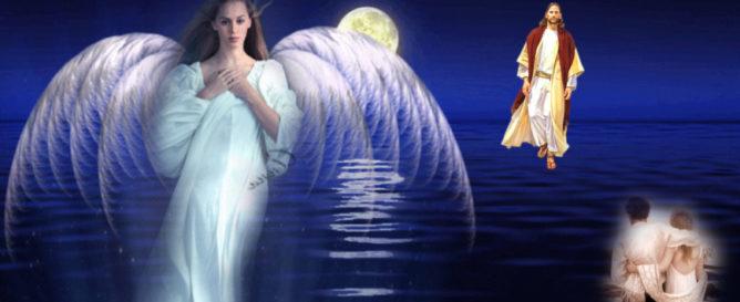 Ангелы Посланники Бога