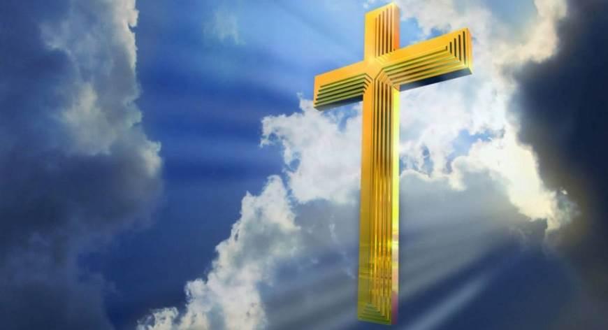 Крест символ Солнца