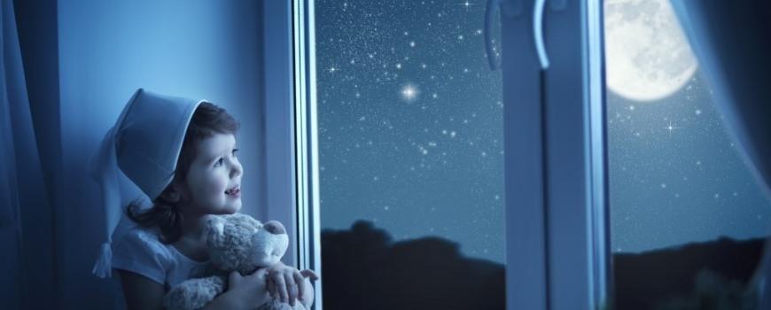 Царица ночи Луна