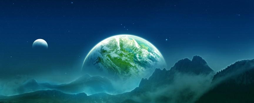 Мидгард - Земля, вчера, сегодня,завтра?