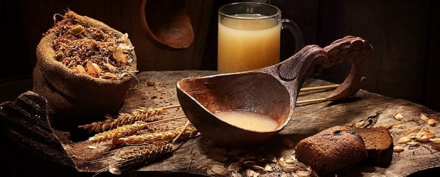 Традиционные славянские напитки